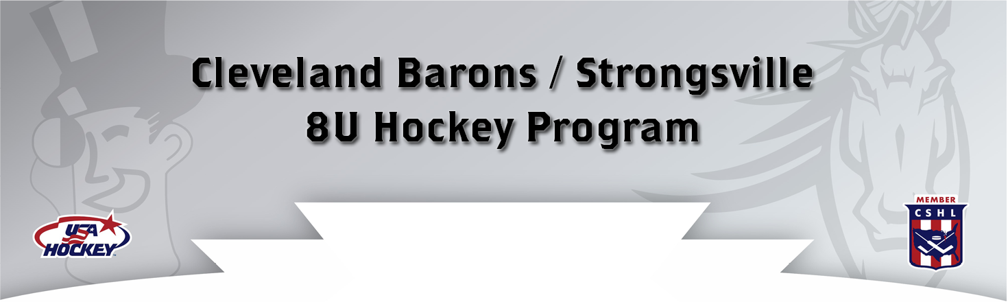 Barons strongsville website banner