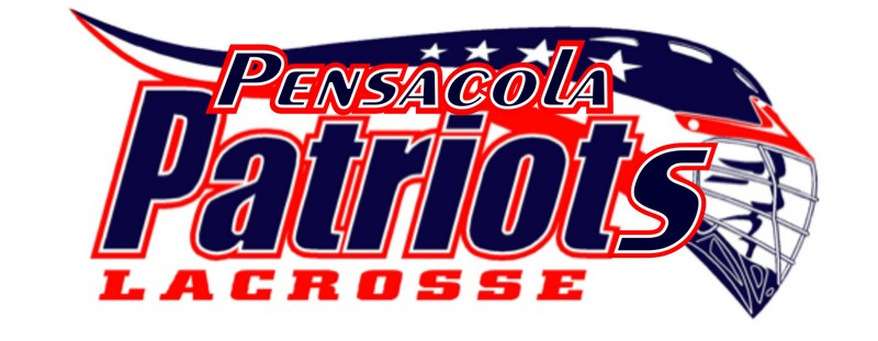 Pensacola patriots lacrosse logo