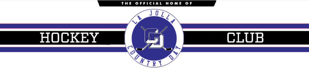 La jolla country hockey final banner
