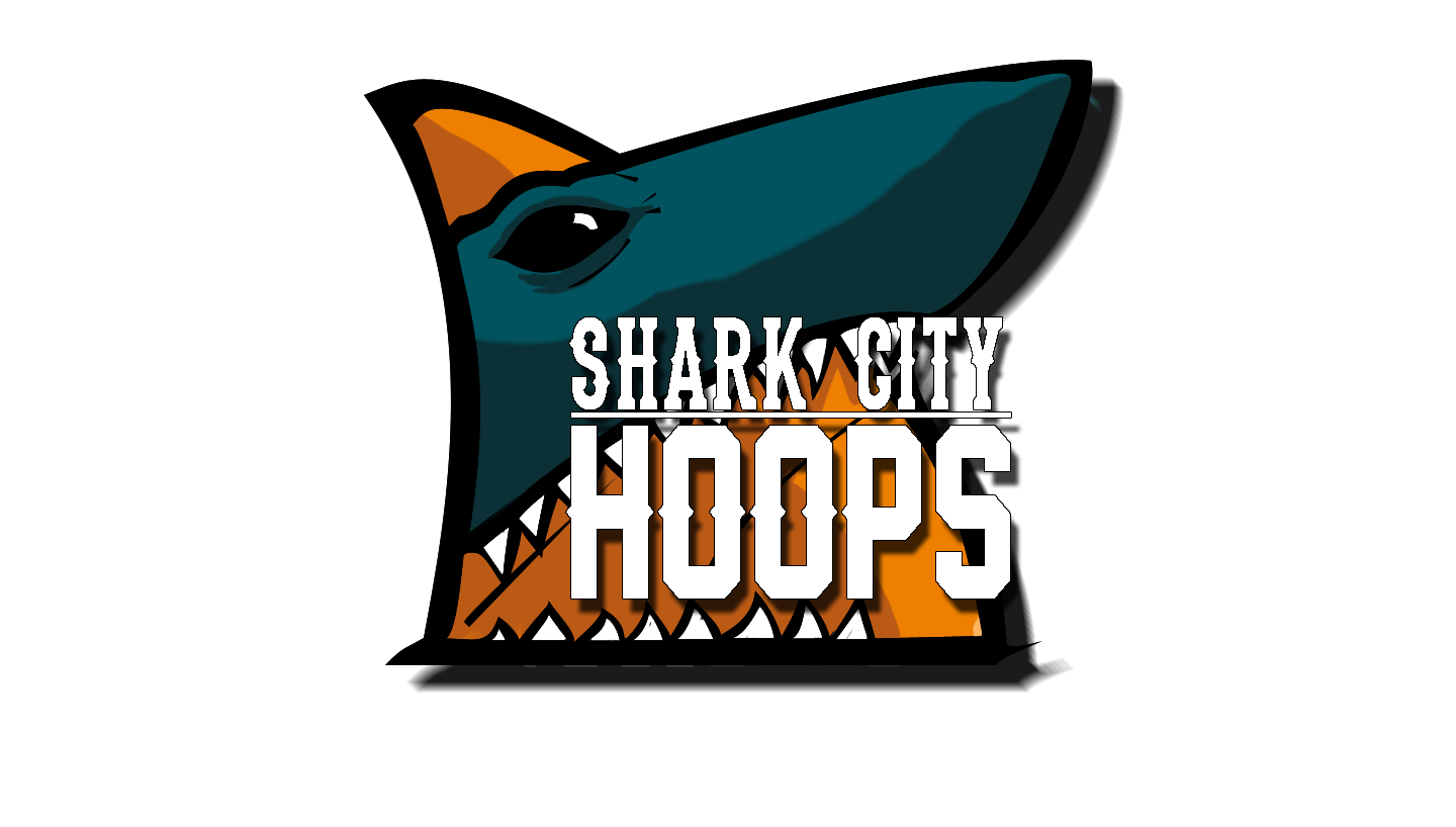 Shark city logo