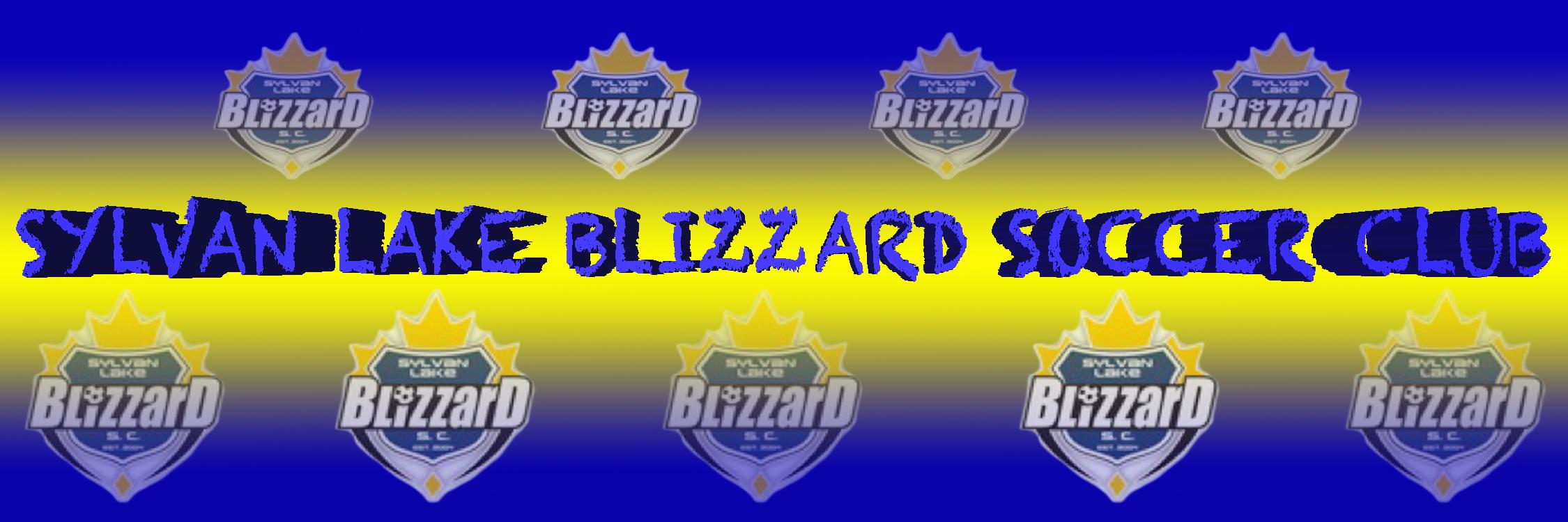 Sylvan blizzard banner
