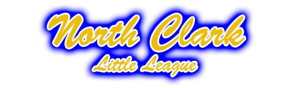 North clark little league header