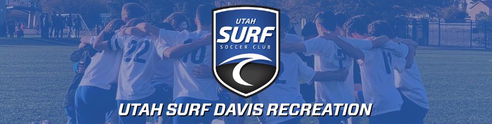Utah surf davis rec banner