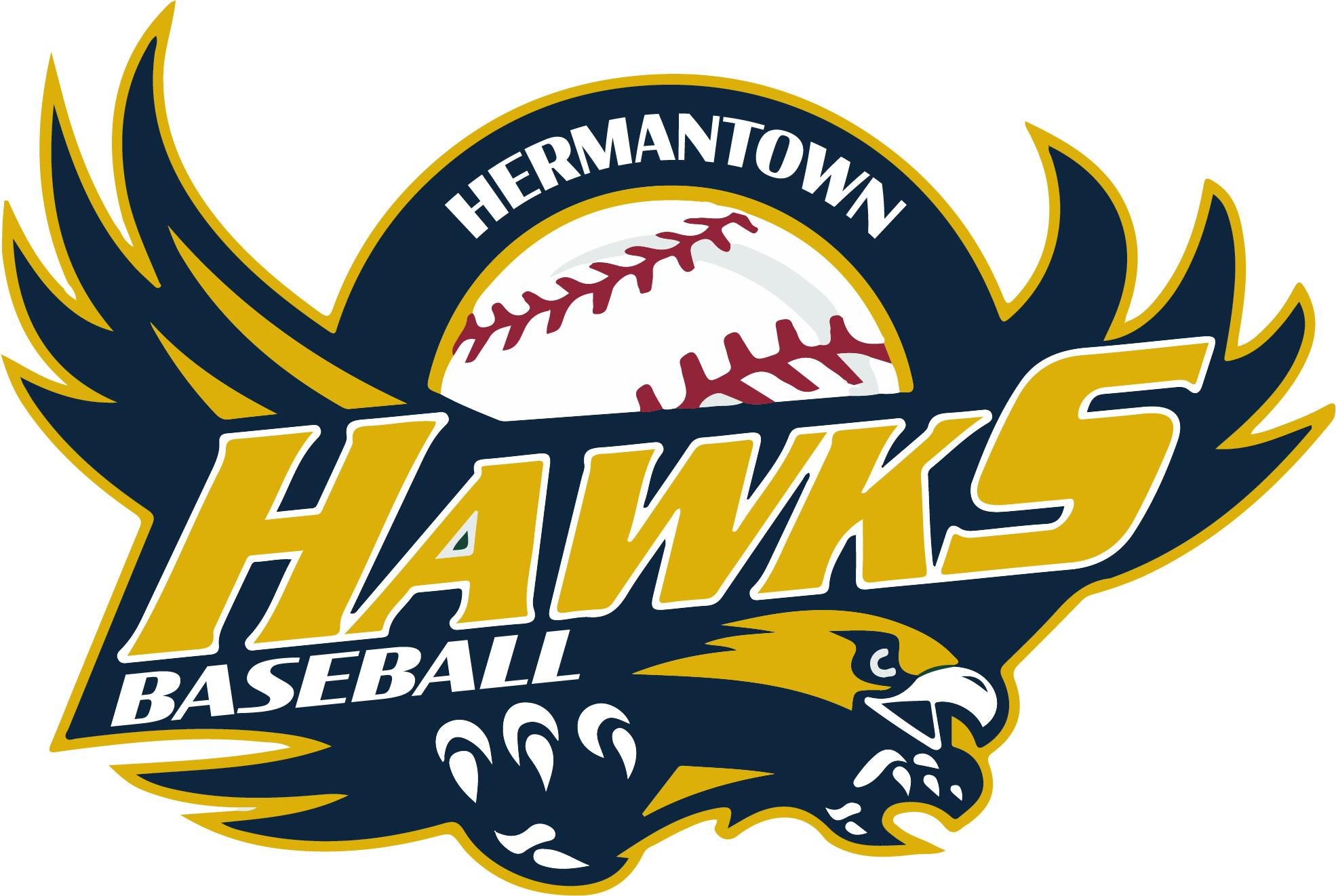 New hermantown baseball logo