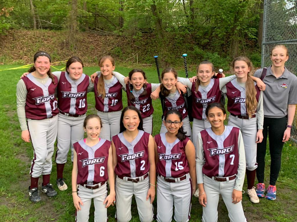 New England Force Softball
