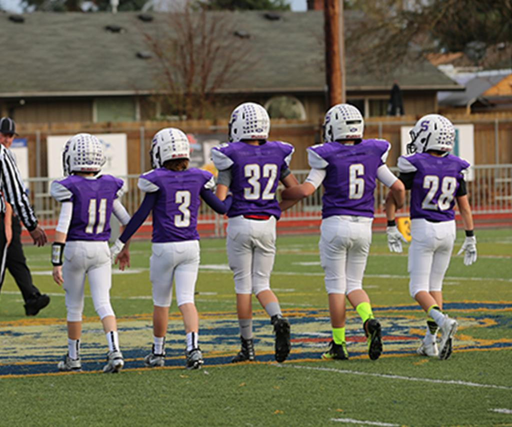 Sunset Youth Football - TVYFL