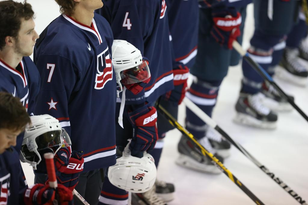 Team USA Home
