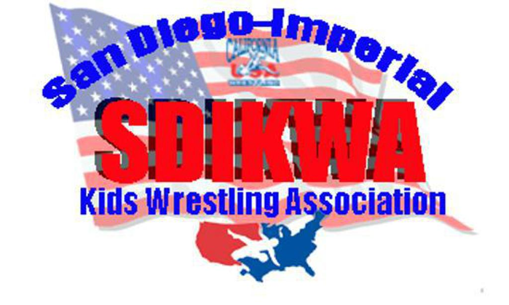 San Diego Imperial Counties Kids Wrestling Association