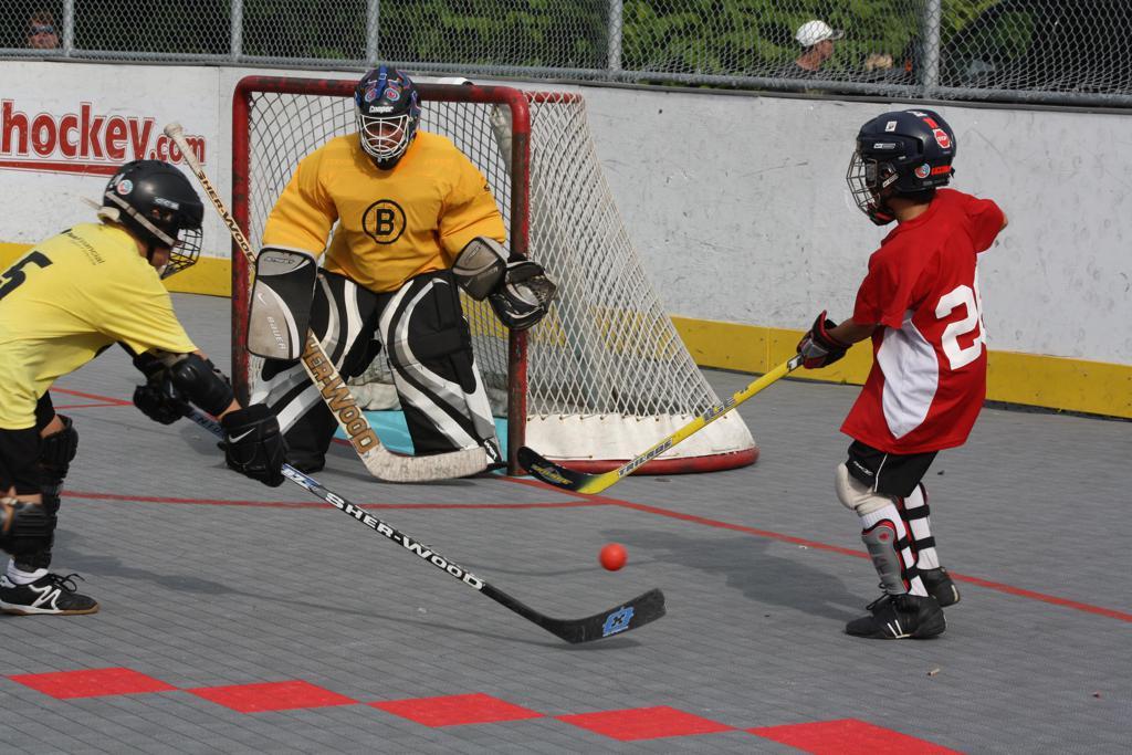 Barrie Ball Hockey