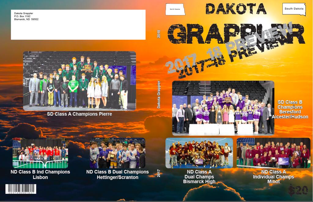 Dakota Grappler Sd Rankings