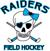 Contact Raiders Field Hockey