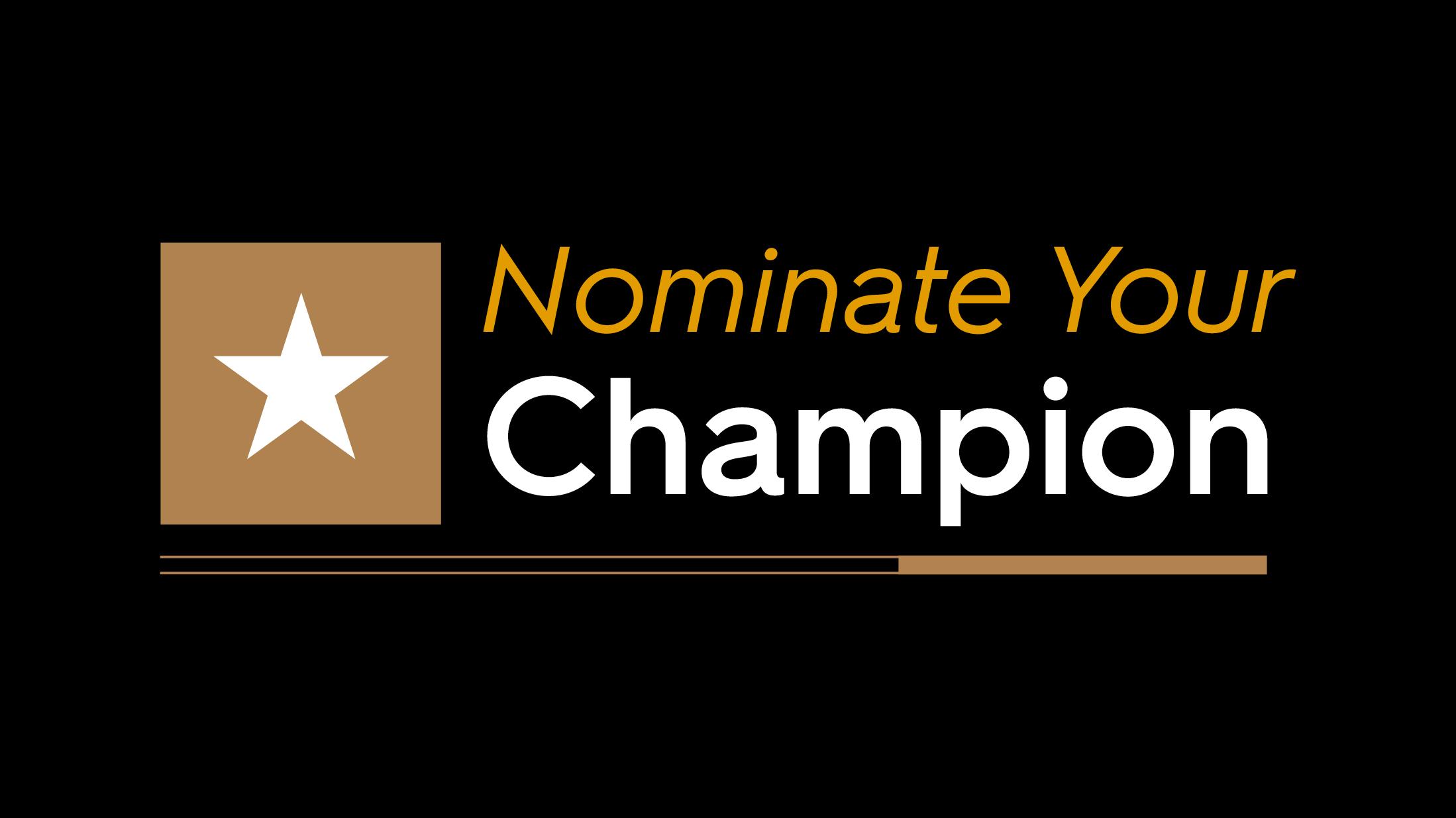 NominateYourChampion