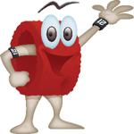 Mw mascot small