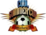 Cool summer cup logo