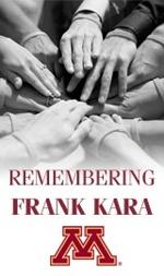 Remembering frank