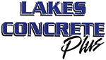 Lakes concrete 150