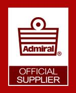 Admiral official supplier