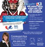 Youth lacrosse cosmo flyer