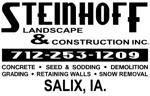 Steinhoff landscaping