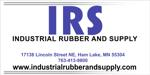 Industrial rubber and supply logo