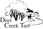 Deer creek turf logo