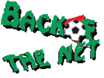 Back of the net logo