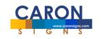 Caron signs logo page 001