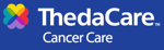 Thedacare logo with blue