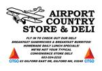 Airport country store