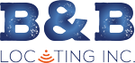 B   b color logo web
