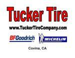Tucker tire logo