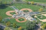 Big willow park aerial