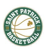 Saintpatrick basketball logo