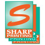 Sharp logo web