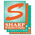 Sharp logo web