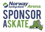 Sponsor a skate logo