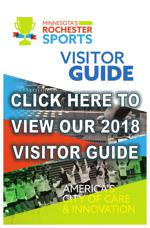 Visitor guide website