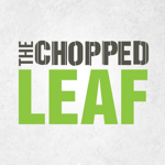 Chopped leaf logo