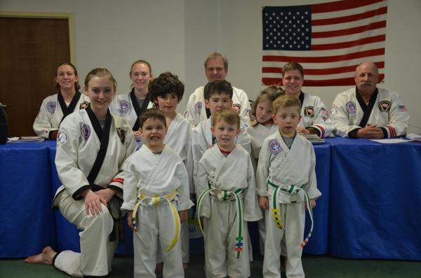 Join our Martial Arts Program and Taekwondo Classes