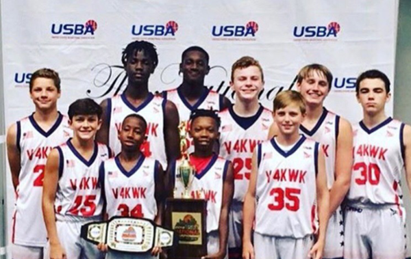 National Team Rankings - Class of 2024 End of Season