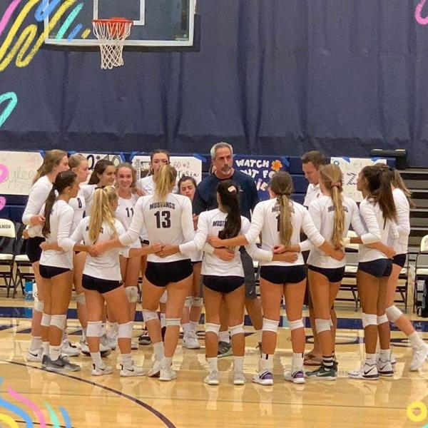 Trabuco Hills Volleyball