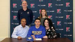 Evan Dorsey Signs with Widener University