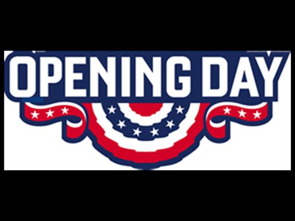 Softball - Opening Day 3/23