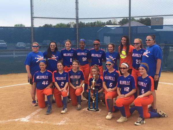 f003c1f54 Softball  Wheeler steps in and pitches Millville to Hammonton Tourney title