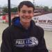 Antonio Tarantino finished third in the outdoor 200 at Meet of Champions last June