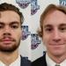 Justin Weinbrenner and Riley Dohner named Jr.Flyers EHL Junior Players of the Week for week ending January 27.