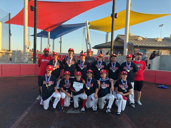 AC/North Bay Rebels Baseball