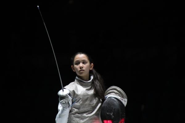 Foil Fencers Lee Kiefer And Nzingha Prescod Earn Top 16
