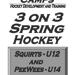 Maverick 3 vs 3 Spring Hockey