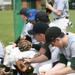 London Mets Bench